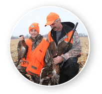 Guided hunting in South Dakota