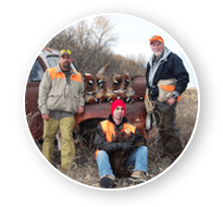 South Dakota Pheasant Hunts