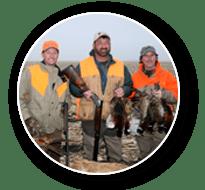 Guided hunting in South Dakota