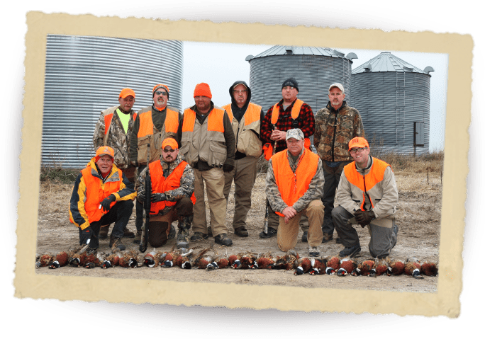SD Pheasant Hunt